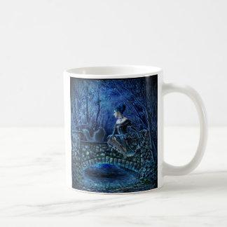 紺碧の月光 コーヒーマグカップ