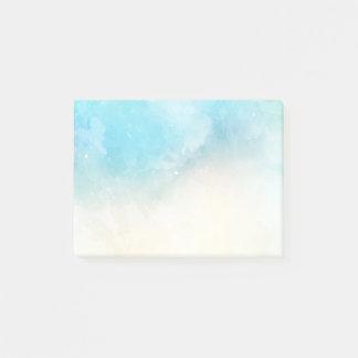 紺碧の空のポスト・イット ポストイット