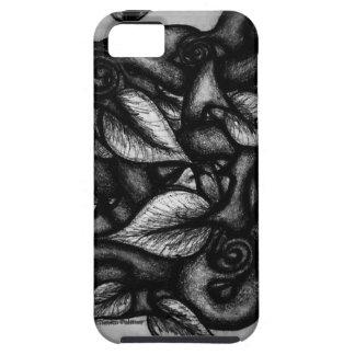 終ることがないつる植物 iPhone SE/5/5s ケース