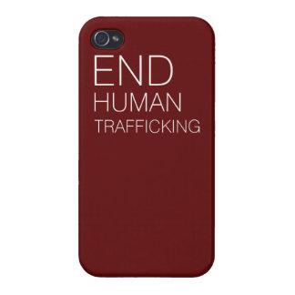 終わりの人間の売買のIphone 4ケース iPhone 4/4Sケース