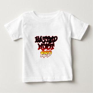 終わりの憎悪 ベビーTシャツ