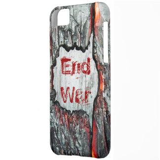 終わり戦争 iPhone5Cケース