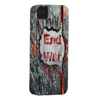終わり戦争 iPhone 4 Case-Mate ケース