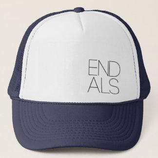 終わりALSのコーナーのデザイン キャップ