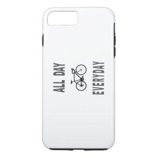 終日の毎日のバイク iPhone 8 PLUS/7 PLUSケース