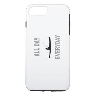 終日の毎日を採取するカヤック iPhone 8 PLUS/7 PLUSケース
