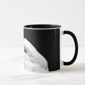 組の傘のオウム マグカップ