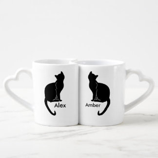 組の猫愛マグ ペアカップ