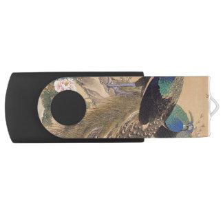 組のImao Keinen著春の孔雀 USBフラッシュドライブ