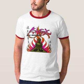 組合せのマスターの賢明な信号器T Tシャツ
