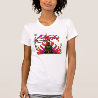 組合せのマスターの賢明な女性タンク Tシャツ
