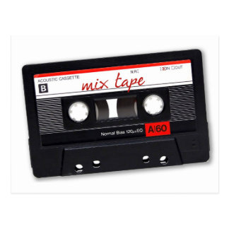 組合せテープ ポストカード