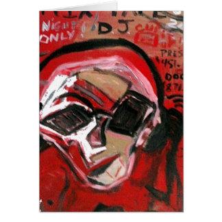 組合せテープDJの赤 カード
