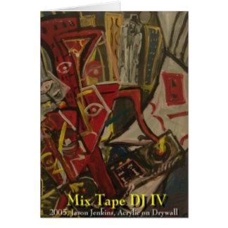 組合せテープDJ IV カード