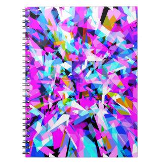 組合せ#420 -カラフルなノート ノートブック