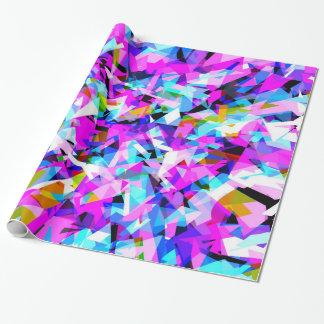 組合せ#420 -カラフルな包装紙 ラッピングペーパー