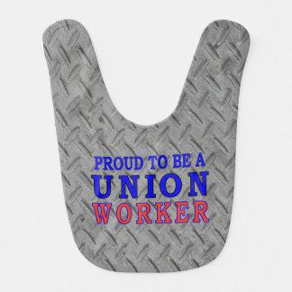 組合労働者があること誇りを持った ベビービブ