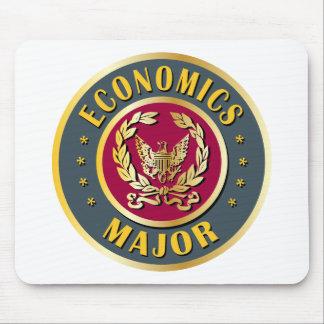 経済学の専攻学生 マウスパッド