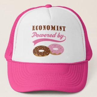 経済学者のギフト(ドーナツ) キャップ