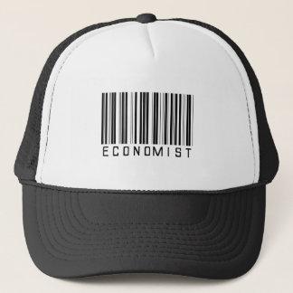 経済学者のバーコード キャップ