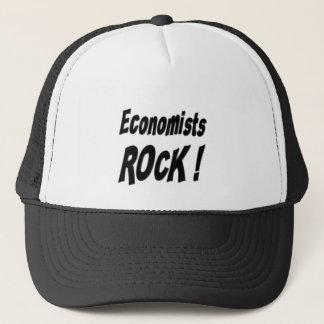 経済学者の石! 帽子