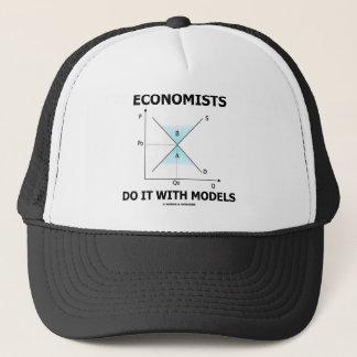 経済学者はしますモデル(経済学のユーモア)とのそれを キャップ