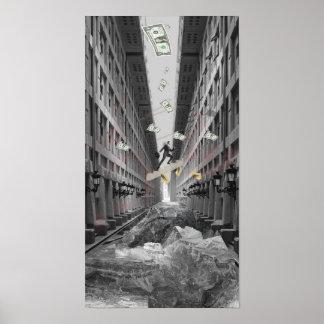 経済、ビジネス ポスター