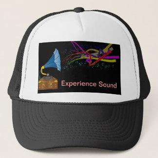 経験の音 キャップ