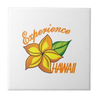 経験ハワイ タイル
