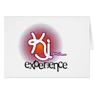 経験Kjの カード