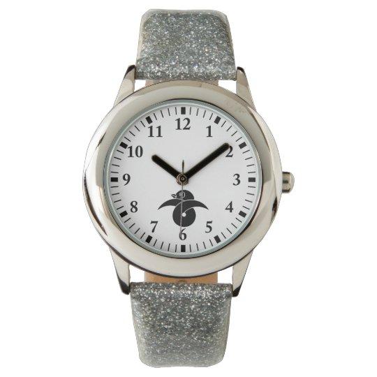 結び雁金 腕時計