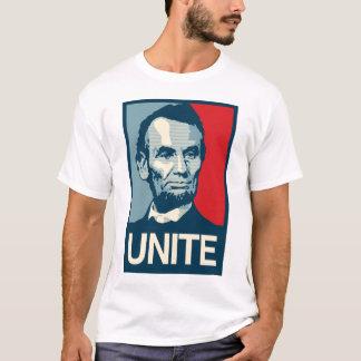 結合して下さい Tシャツ