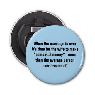 結婚がに…ある時 栓抜き