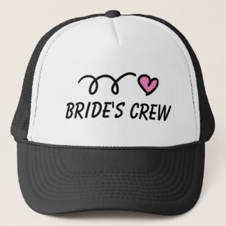 結婚するか、またはバチェロレッテのための花嫁の乗組員のパーティの帽子 キャップ