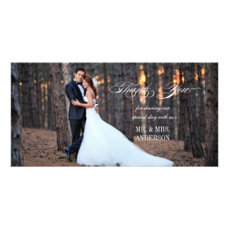 結婚するフォーマルな原稿|は写真カード感謝していしています カード