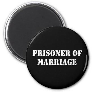 結婚の囚人 磁石