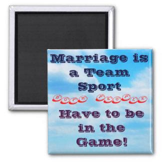 結婚の引用文 マグネット