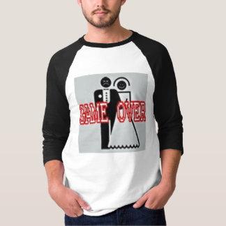 結婚の最低 Tシャツ