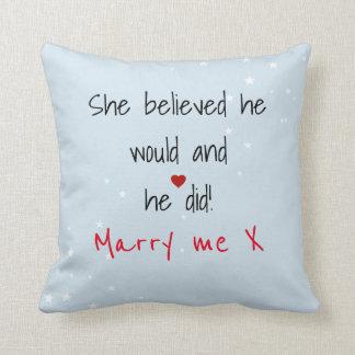 結婚の発言 クッション