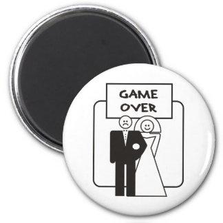 結婚上のゲーム マグネット