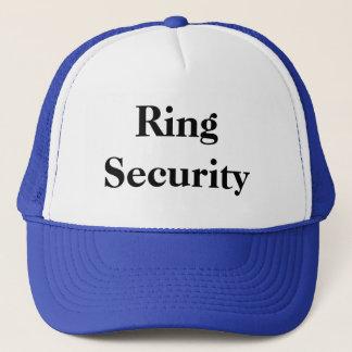 結婚式で指輪を運んで来る人の帽子 キャップ
