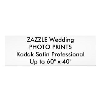 """結婚式のカスタム36""""はx12""""専門の写真印刷します 写真"""