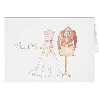 結婚式のノートありがとう カード