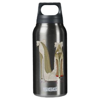 結婚式のハイヒールの芸術 断熱ウォーターボトル