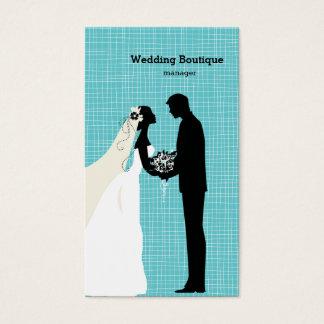 結婚式のブティック 名刺