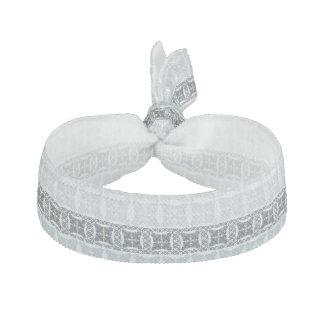 結婚式のペーズリーの伝統のエレガントなパターン ヘアタイ
