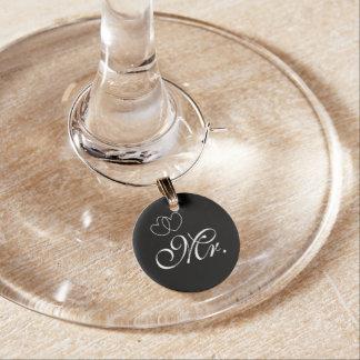 結婚式のワインチャーム
