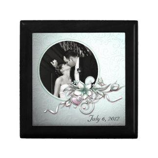 結婚式の写真の記念品箱 ギフトボックス
