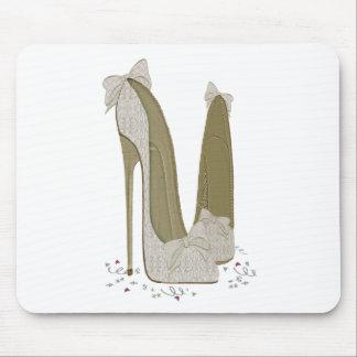 結婚式の小剣は芸術に蹄鉄を打ちます マウスパッド