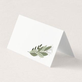 結婚式の小枝の座席表 プレイスカード